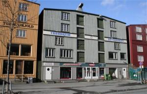 TBFs lokaler i Fjordgata 30