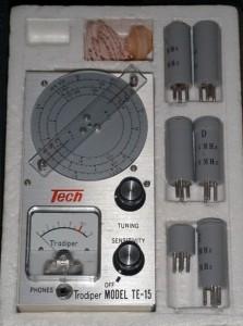 TE-15 Grid Dip meter