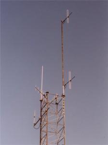 Antennene på Liaåsen