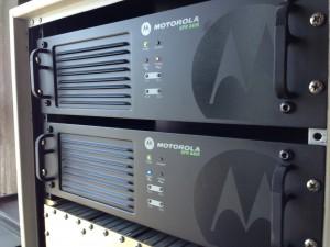 XPR-8400 fra Motorola.