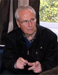 Sverre fyller 90 år 12. juni 2016