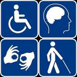 funksjonshemmet