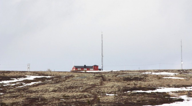 APRS på Røros LD7TH