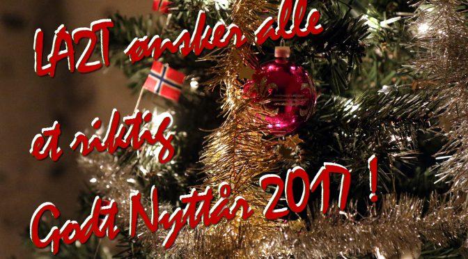 Godt Nyttår 2017
