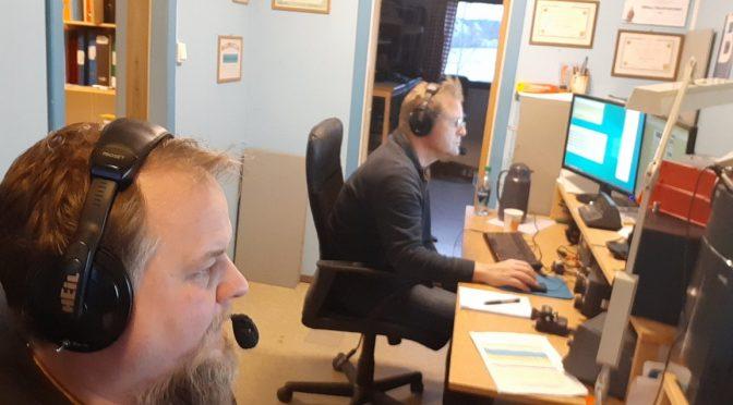 NRRL Telefonitest 2019